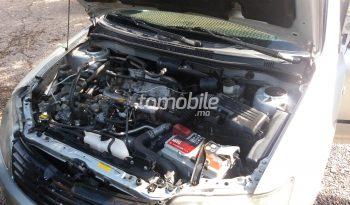 Toyota Corolla  2007 Diesel 166000Km Agadir #86750 plein