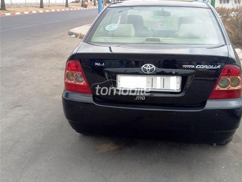 Voiture Toyota Corolla 2007 à casablanca  Diesel  - 8 chevaux