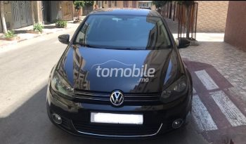 Volkswagen Golf Importé  2009 Diesel 197000Km Tanger #86642 plein