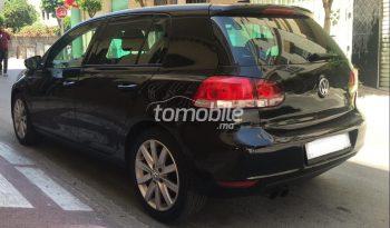 Volkswagen Golf Importé  2009 Diesel 197000Km Tanger #86642