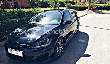 Volkswagen Golf Occasion 2014 Diesel 81000Km Marrakech #86248