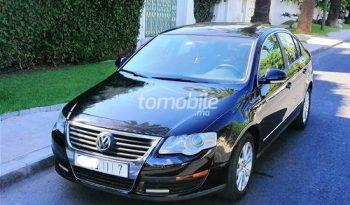 Volkswagen Passat Occasion 2009 Diesel 121880Km Casablanca #86225 plein