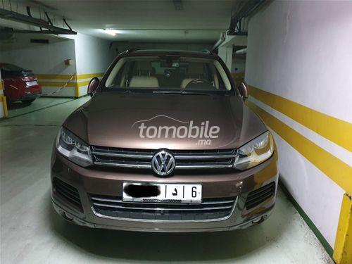 Voiture Volkswagen Touareg 2012 à casablanca  Diesel  - 12 chevaux