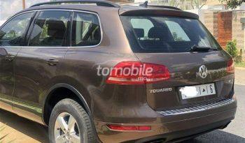 Volkswagen Touareg Occasion 2013 Diesel 150000Km Casablanca #86540 plein