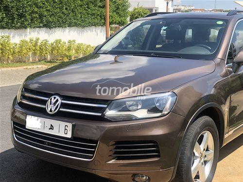 Voiture Volkswagen Touareg 2013 à casablanca  Diesel  - 12 chevaux