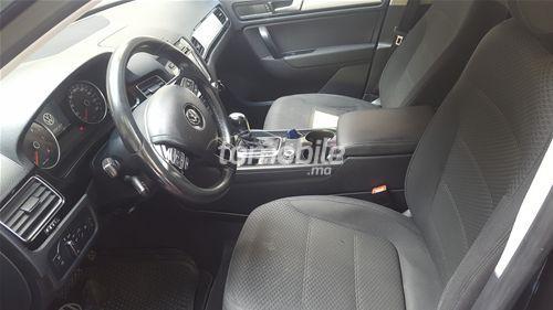 Voiture Volkswagen Touareg 2014 à casablanca  Diesel  - 12 chevaux