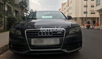 Audi A4  2010 Diesel 245000Km Casablanca #86822 plein