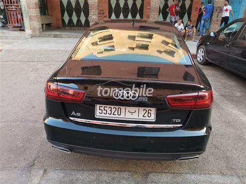 Voiture Audi A6 2017 à marrakech  Diesel  - 8 chevaux