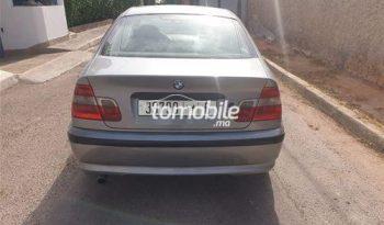 BMW Serie 3 Occasion 2005 Essence 124000Km Casablanca #87092 full