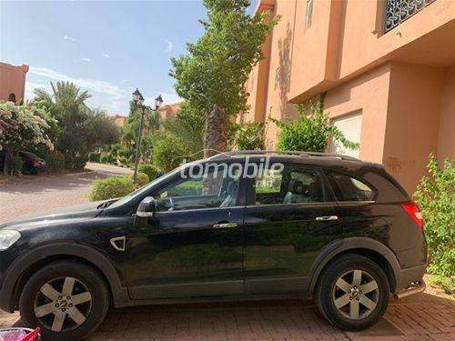 Chevrolet Captiva Occasion 2007 Essence 155000Km Marrakech #87247 plein