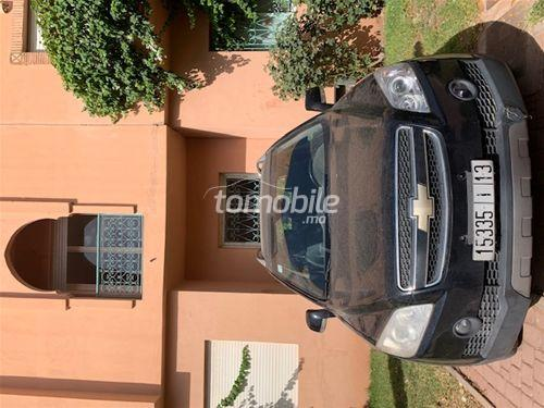 Chevrolet Captiva Occasion 2007 Essence 155000Km Marrakech #87247