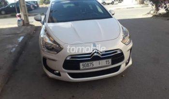 Citroen DS5 Importé Occasion 2013  163000Km Casablanca #86817 plein