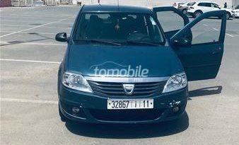 Dacia Logan Occasion 2010 Diesel 216000Km Casablanca #86961