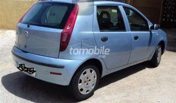 Fiat Grande Punto Occasion 2011 Essence 110000Km Casablanca #87493