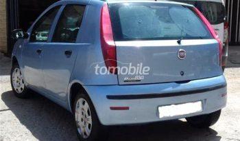 Fiat Grande Punto Occasion 2011 Essence 110000Km Casablanca #87493 full