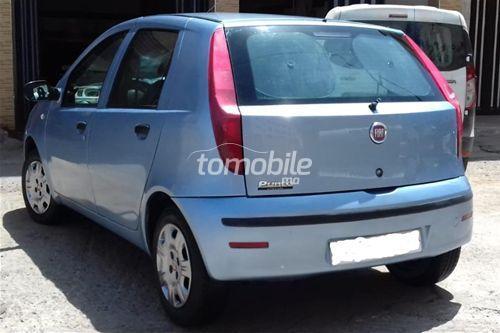 Fiat Grande Punto Occasion 2011 Essence 110000Km Casablanca #87493 plein