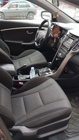 Voiture Hyundai I30 2014 à rabat  Diesel  - 7 chevaux