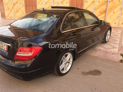 Voiture Mercedes benz Classe c 2012 à ouarzazate  Diesel  - 9 chevaux