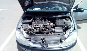 Peugeot 206 Importé  2002 Diesel 309892Km Marrakech #86805 full