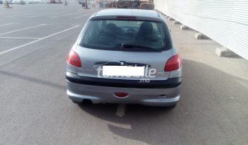 Peugeot 206 Importé  2002 Diesel 309892Km Marrakech #86805 plein