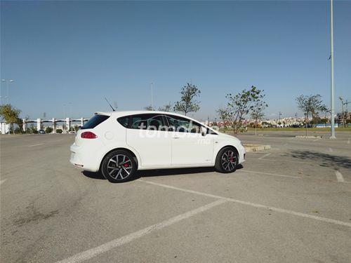 SEAT Leon Occasion 2012 Diesel 149000Km Tanger #87329 plein