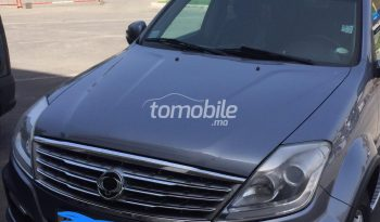 Ssangyong REXTON Occasion 2015 Diesel 119000Km Casablanca #86773