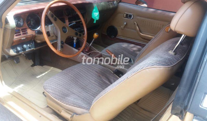 Toyota Celica   Essence 0000Km Casablanca #87400 plein