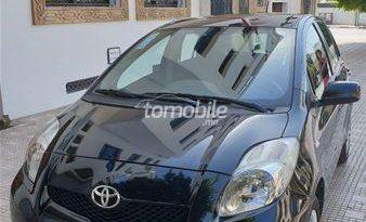 Toyota Yaris Occasion 2009 Essence 54000Km Rabat #87024 plein