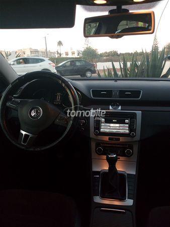 Voiture Volkswagen Passat 2012 à rabat  Diesel  - 8 chevaux