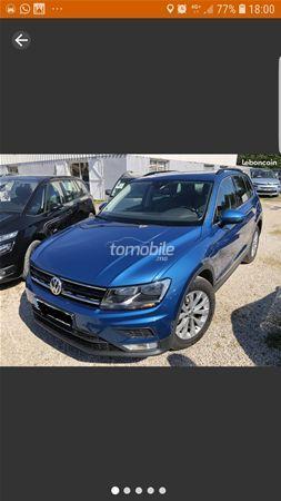 Voiture Volkswagen Tiguan 2017 à casablanca  Diesel  - 8 chevaux
