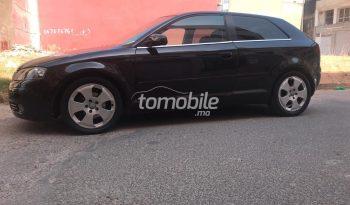 Audi A3  2004 Diesel 250000Km Casablanca #87937 plein