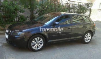 Audi A3 Importé   Diesel 194200Km Casablanca #88330 plein