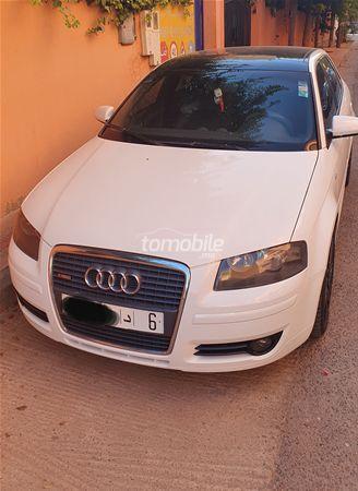 Voiture Audi A3 2008 à marrakech  Diesel  - 8 chevaux