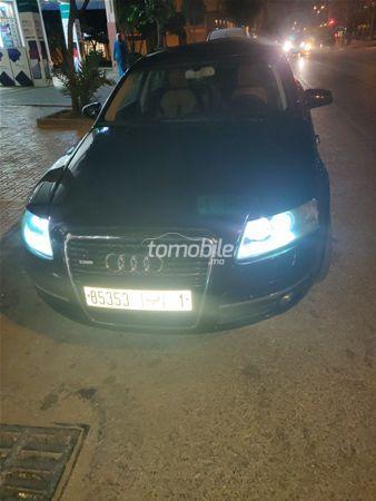 Audi A6 Occasion 2008 Diesel 252580Km Fès #87523 plein