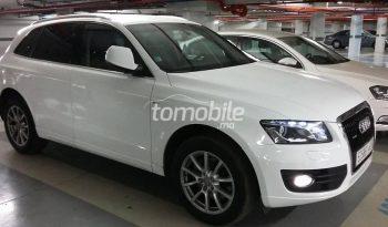 Audi Q5 Importé  2010 Diesel 130100Km Casablanca #88204 plein