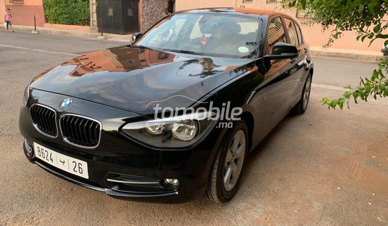 BMW 114 Occasion 2013 Diesel 97000Km Marrakech #87681 plein