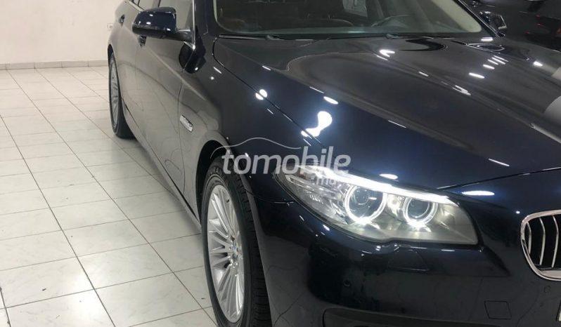BMW 520 Occasion  Diesel 54000Km Casablanca #88172 plein