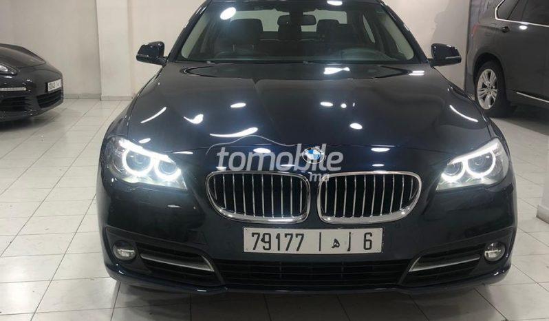 BMW 520 Occasion  Diesel 54000Km Casablanca #88172