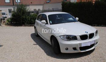 BMW Serie 1 Importé  2011 Diesel 97500Km Marrakech #87634