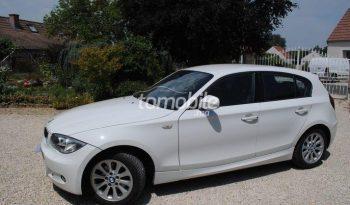BMW Serie 1 Importé  2011 Diesel 97500Km Marrakech #87634 plein
