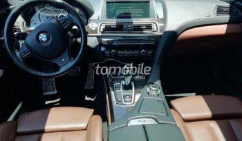 BMW Serie 6 Occasion 2013 Diesel 100000Km Fquih Ben Saleh #87733 plein