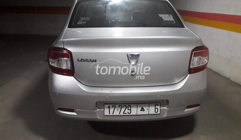 Dacia Logan Occasion 2013 Diesel 81000Km Tanger #87698 plein