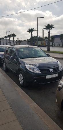 Voiture Dacia Sandero 2012 à casablanca  Diesel