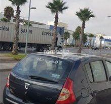 Dacia Sandero Occasion 2012 Diesel 85000Km Casablanca #87736 plein