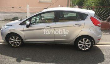 Ford Fiesta Importé  2009 Essence 109500Km Casablanca #87630 plein