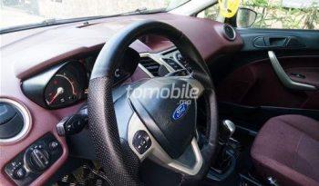 Ford Fiesta Occasion 2011 Diesel 141000Km Casablanca #87859 plein