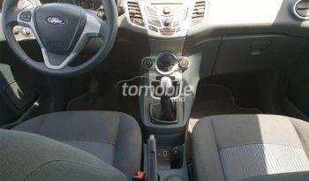 Ford Fiesta Occasion 2012 Diesel 76000Km Casablanca #88359 plein