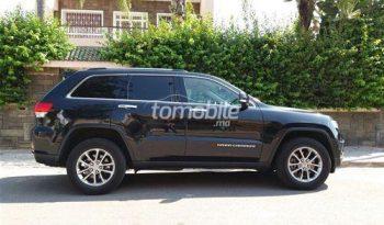 Jeep Grand Cherokee Occasion 2015 Diesel 52000Km Casablanca #87826 plein
