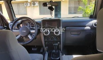 Jeep Wrangler Occasion 2009 Diesel 159000Km Meknès #87887