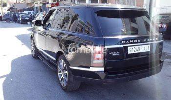 Land Rover Range Rover Occasion 2013 Diesel 76000Km Casablanca #88155 full